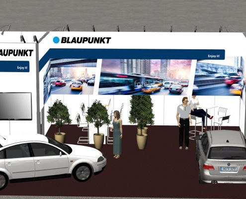 blaupunkt mit neuen car multimedia produkten auf der essen. Black Bedroom Furniture Sets. Home Design Ideas