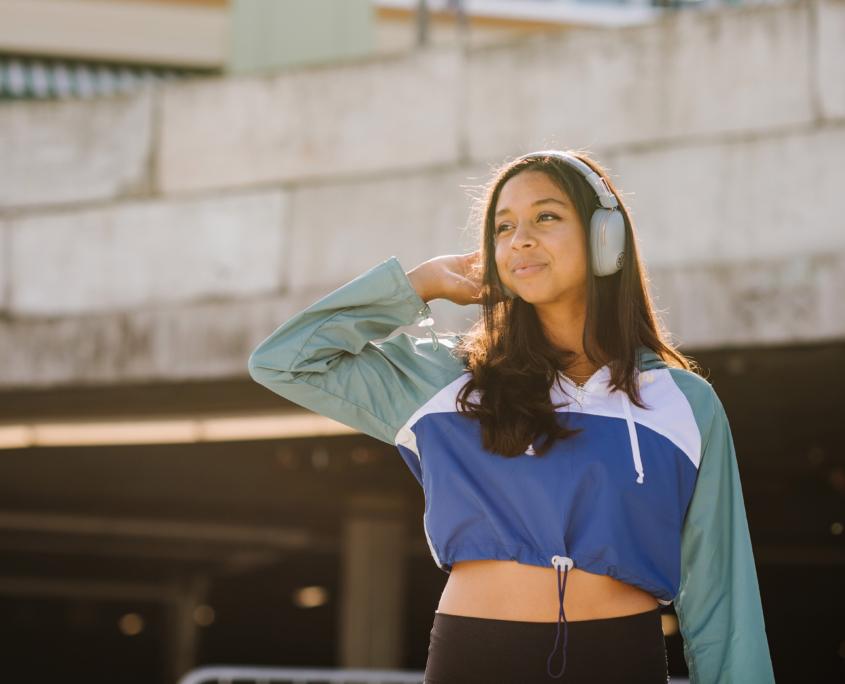 JLab Over-Ear-Kopfhörer