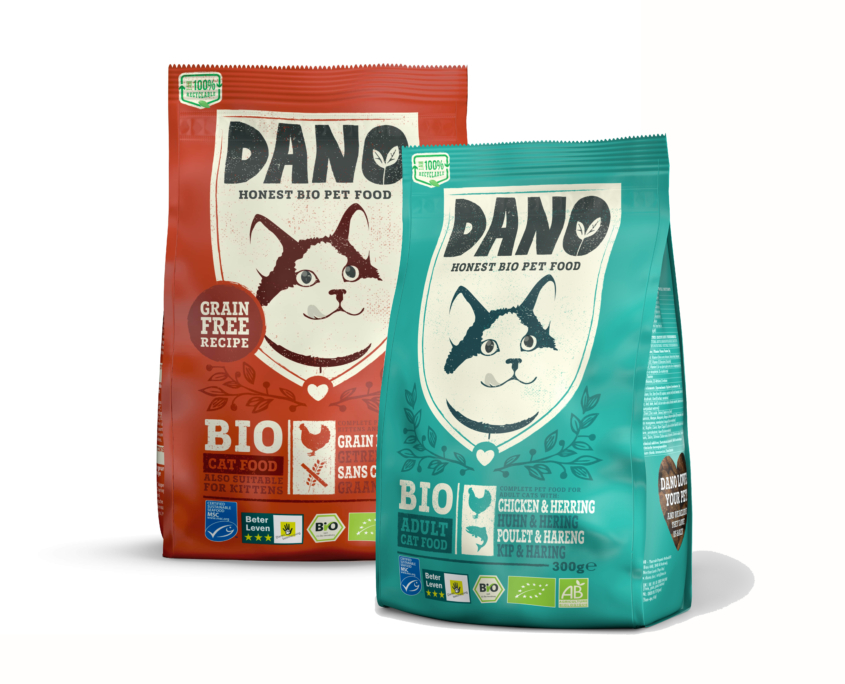 DANO CAT Dry Food