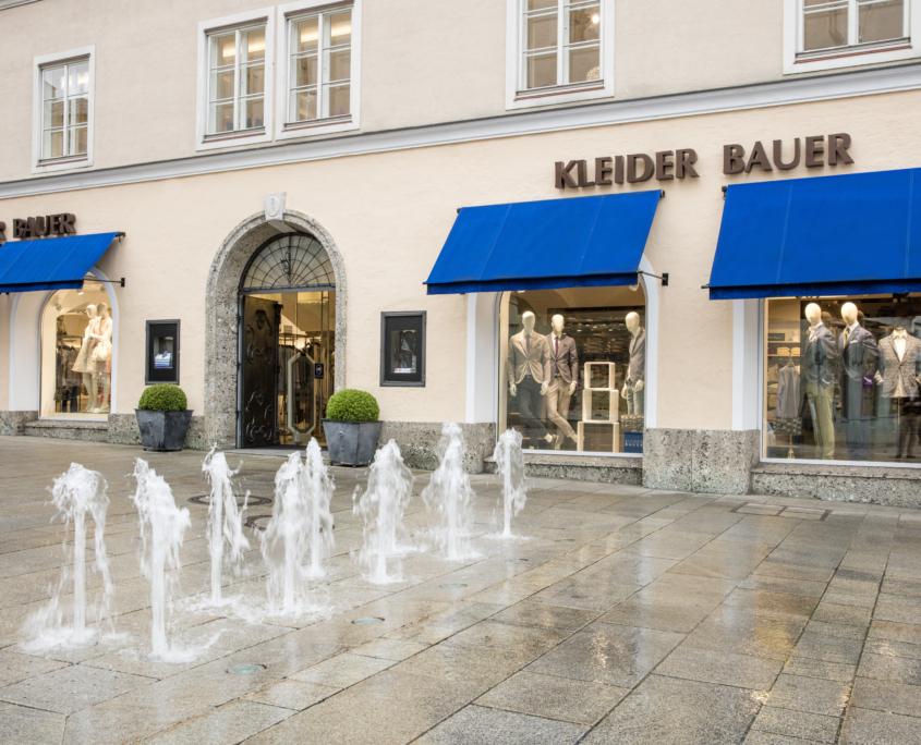 Kleider Bauer Salzburg
